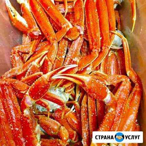 Краб стригун Новосибирск