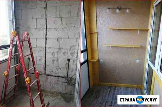 Ремонт и отделка квартир под ключ Рязань
