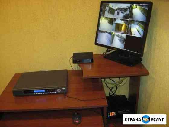 Камеры видеонаблюдения для дачи и дома Киров