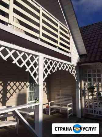 Строительство домов в Сосновом Бору и ло Сосновый Бор