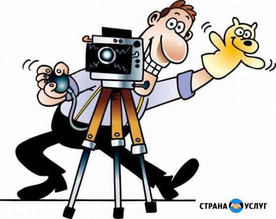 Фото- и видеосъёмка утренников в детских садах Саранск