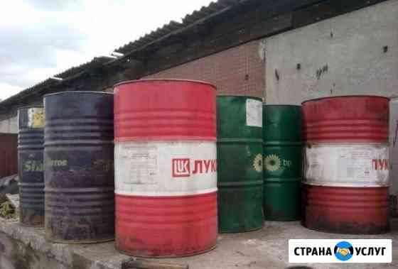 Автомобильное отработанное масло Славянск-на-Кубани