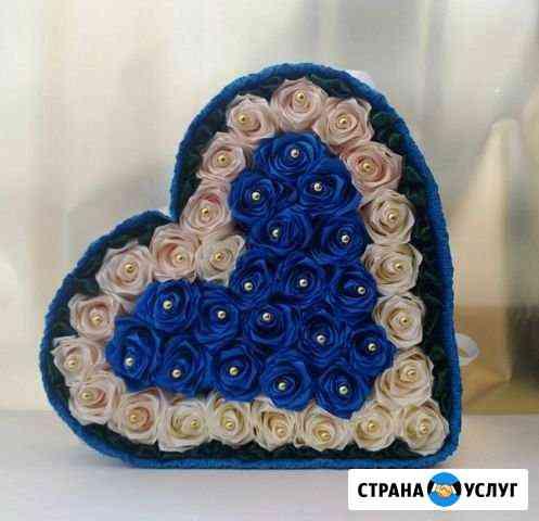 Цветы ручной работы Екатеринбург