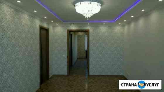 Качественный ремонт квартир, коттеджей, дач, бань Великие Луки