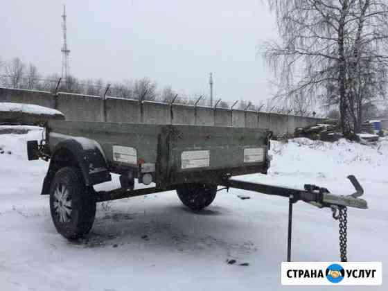 Прицеп для авто в аренду в Иваново Иваново