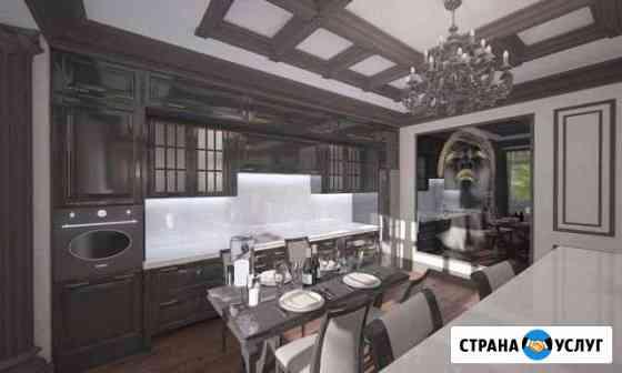 Дизайн интерьера, проектировка частных домов Пятигорск