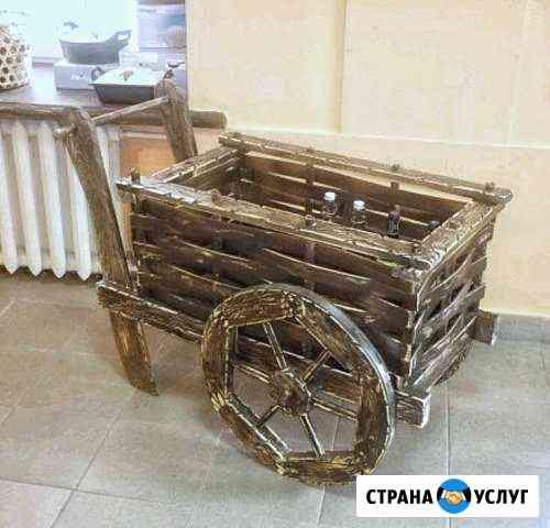 Декор, изделия из дерева Барнаул