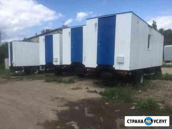 Вагон-дома в аренду в Нарьян-Маре Нарьян-Мар
