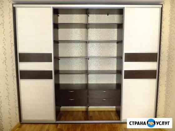 Сборка, монтаж, изготовление мебели Уфа