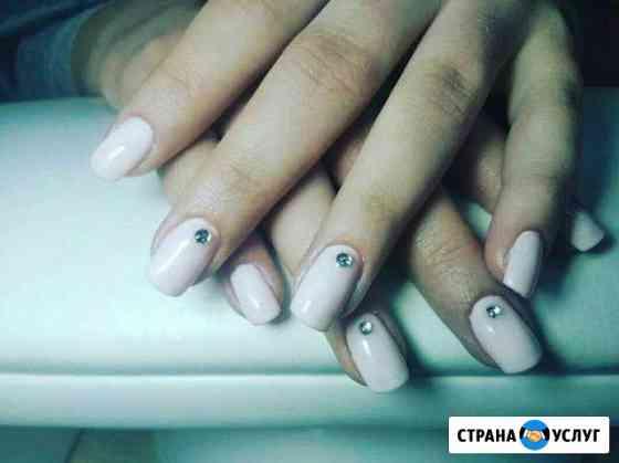 Маникюр, покрытие, наращивание ногтей Ульяновск