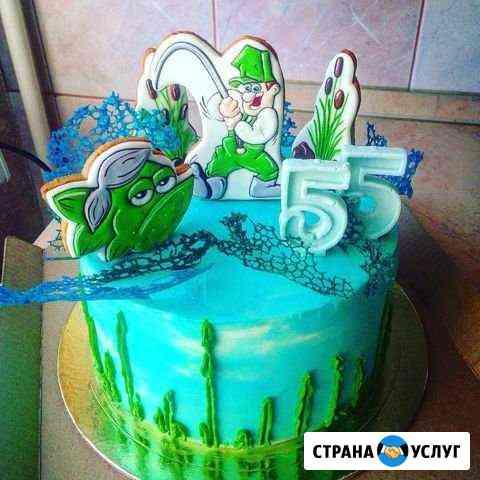 Торт, пряники Новосибирск