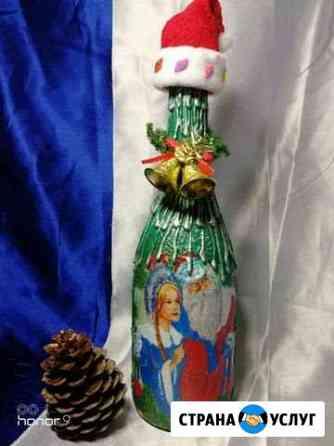 Новогоднее шампанское Петропавловск-Камчатский