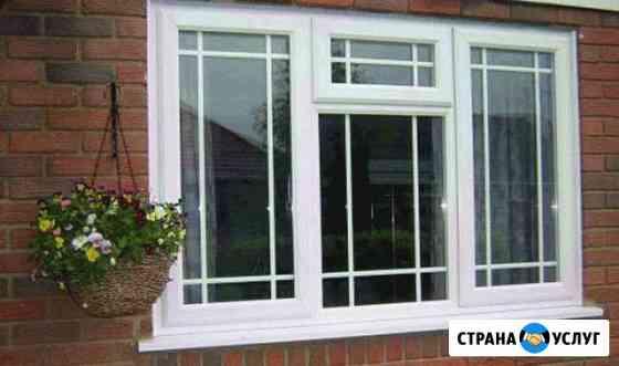 Регулировка и ремонт пластиковых окон и дверей, (п Армавир