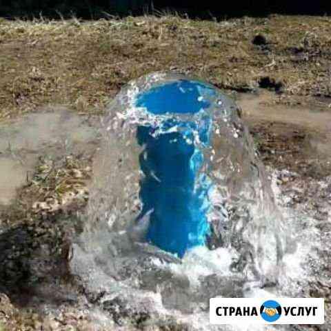 Бурение скважин на воду Элиста