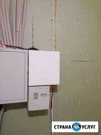 Монтаж охранно-пожарной сигнализации, видео, скуд Челябинск