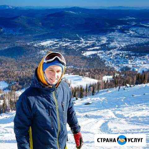 Инструктор по сноуборду Томск