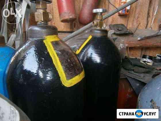 Заправка азотом пга(пневмогидроаккумуляторов) Кострома