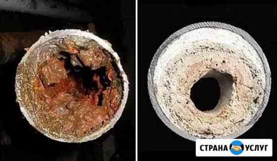 Промывка теплообменников котлов и колонок Белгород