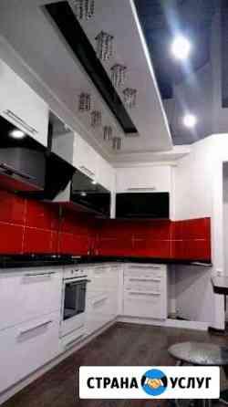 Натяжные потолки, окна пвх, ремонт квартир под клю Балаково