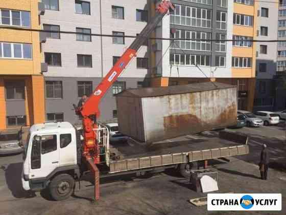 Самогруз 10 тон Барнаул