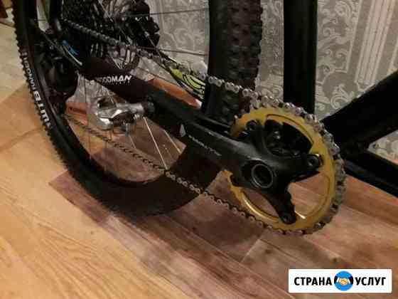 Обслуживание велосипедов Новочебоксарск-Чебоксары Чебоксары