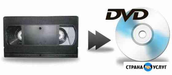 Отцифрую старые видео кассеты VHS, VHS-C, mini DV Кострома