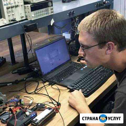Услуги компьютерного мастера на дому и офисе Новосибирск