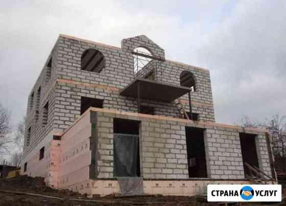 Ремонт, строительство Приволжск