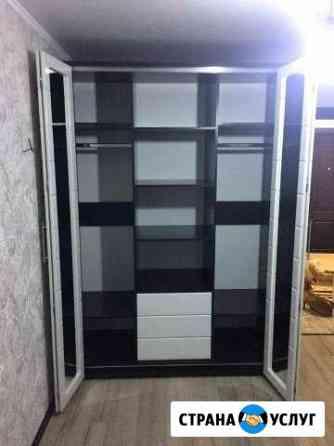Сборка корпусной мебели Нефтекамск