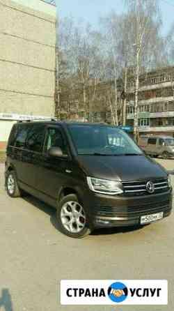 Пассажирские перевозки VIP на авто VW Caravelle T6 Брянск
