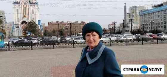Услуги няни Хабаровск