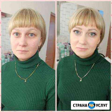 Услуги визажиста Череповец