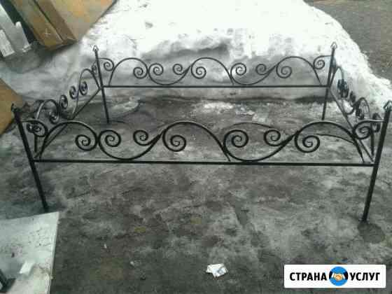Кресты ритуальные,ограды Иваново