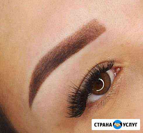Перманентный макияж современные техники Челябинск