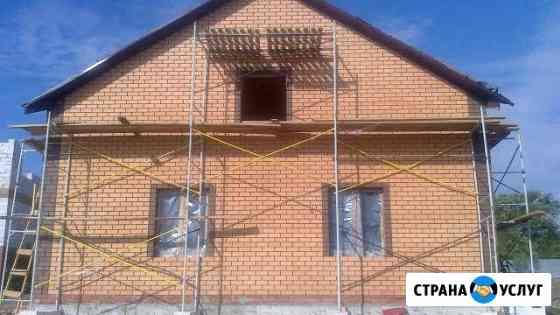 Строительство Курчатов