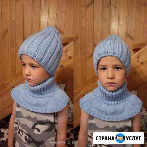 Вязанные изделия ручной работы Томск