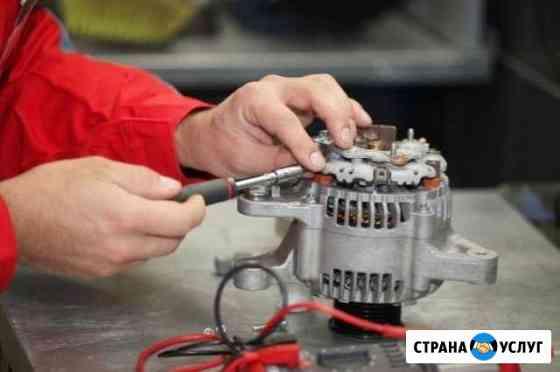 Ремонт стартера, генератора Красноярск