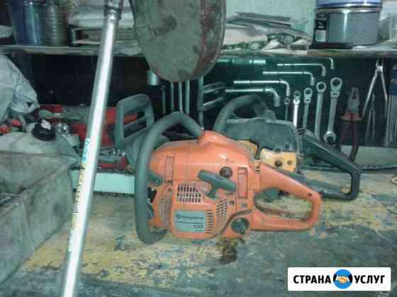 Ремонт снегоочистителей, бензопил,бензогенераторов Петропавловск-Камчатский
