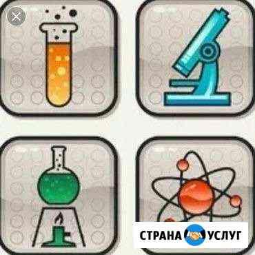 Репетитор по химии и биологии Барнаул