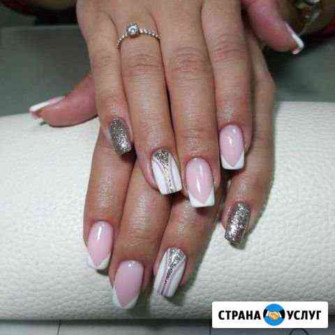 Наращивание ногтей качественное Владимир