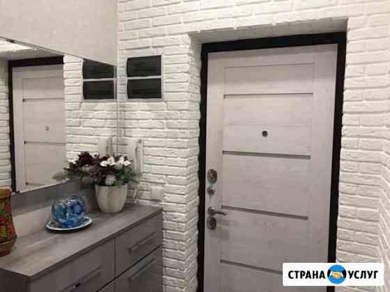 Капитальный ремонт комнат, квартир, коттеджей, тау Уфа