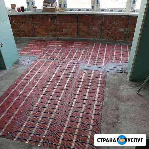 Теплый пол Калининград