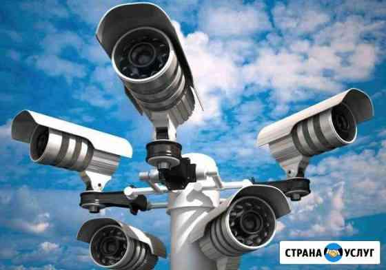 Видеонаблюдение для дома, офиса, автотранспорта Магадан