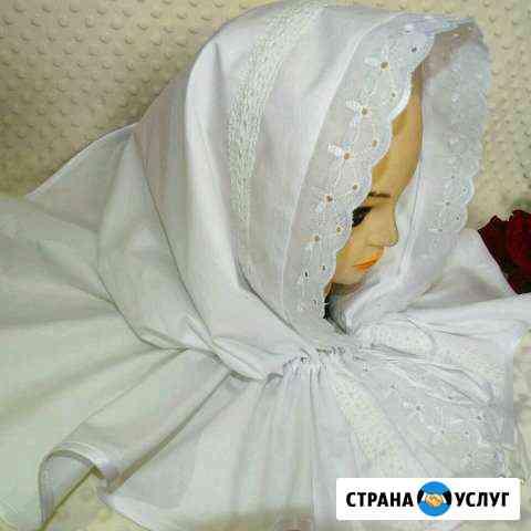 Изготовлю платки для храма на крещение Хабаровск