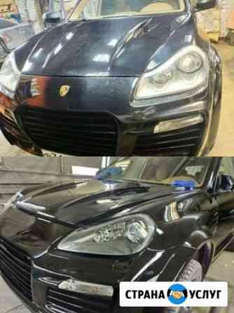 Кузовной ремонт покраска автомобиля Выкса