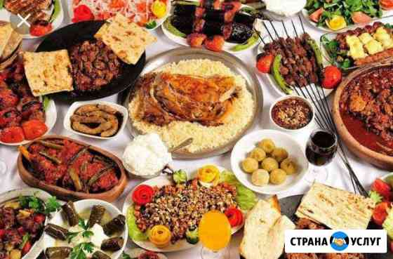 Приготовление еды Нижний Новгород