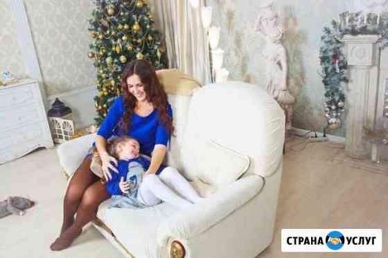 Фотограф. Новогодняя фотосессия Киров