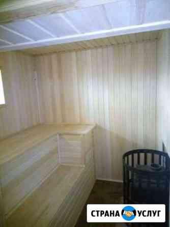 Строим бани, отделка бани и саун Рязань