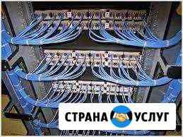 Монтаж лвс настройка серверов компьютерная помощь Саранск
