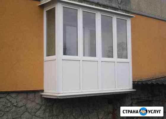 Остекление балконов и лоджий в Красногорске Красногорск